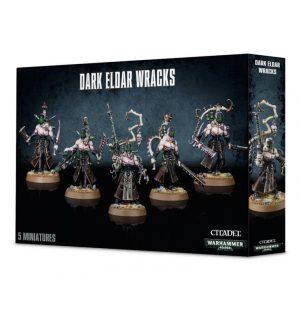 Games Workshop (Direct) Warhammer 40,000  Drukhari Drukhari Wracks - 99120112021 - 5011921054466
