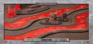 Gale Force Nine   Battlefield in a Box Battlefield in a Box: Blood River - BB602 - 9420020248335