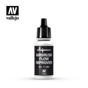 Vallejo   Vallejo Airbrush Flow Improver 17ml - VAL262 - 8429551712620