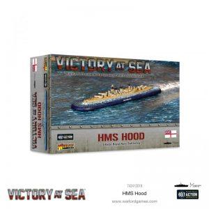 Warlord Games Victory at Sea  Victory at Sea Victory at Sea: HMS Hood - 742412018 - 5060572507302