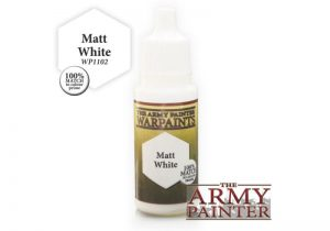 The Army Painter   Warpaint Warpaint - Matt White - APWP1102 - 2561102111110