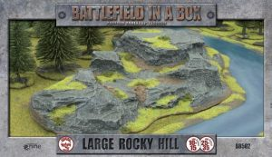 Gale Force Nine   Battlefield in a Box Large Rocky Hill - BB502 - 9420020212831