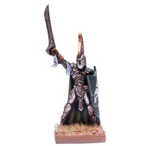 Mantic Kings of War  Elf Armies Elf Palace Guard Prince - MGKWE60-1 - 5060208863475