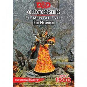 Gale Force Nine Dungeons & Dragons  D&D Miniatures D&D: Fire Myrmidon - GFN71038 - 9420020226944