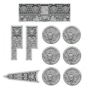 Strata Miniatures   SALE! Heretics of Humanity Gaming Kit - SM-KC-0075 - 745125526287