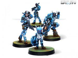 Corvus Belli Infinity  PanOceania ORC Troops - 281210-0774 - 2812100007746