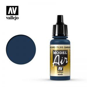 Vallejo   Model Air Model Air: Dark Mediterranean Blue - VAL71313 - 8429551713139
