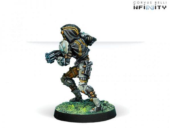 Corvus Belli Infinity  Tohaa Tohaa Kotail Mobile Unit (Spitfire) - 280919-0503 - 2809190005035