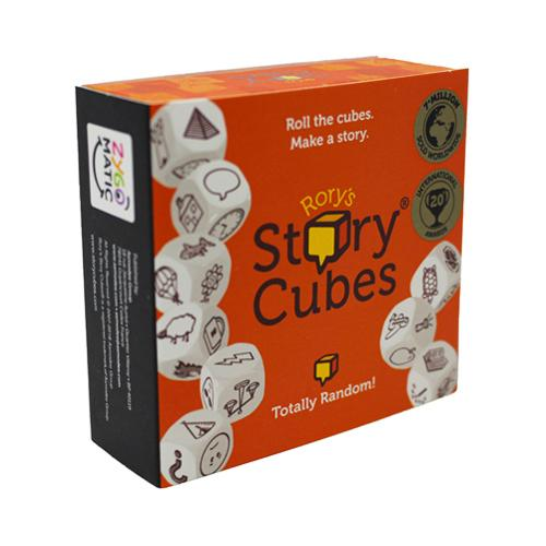 Asmodee Rory's Story Cubes  Rory's Story Cubes Rory's Story Cubes - ASMRSC301 - 3558380077213