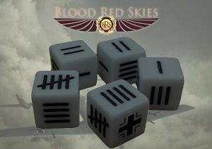 Warlord Games (Direct) Blood Red Skies  Blood Red Skies German Blood Red Skies Dice - 773412001 - 5060393707127