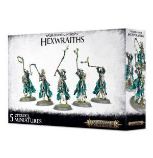 Games Workshop (Direct) Age of Sigmar  Nighthaunts Nighthaunt Hexwraiths / Black Knights - 99120207054 - 5011921098927