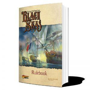 Warlord Games Black Seas  Black Seas Black Seas: Rulebook - 791010001 - 9781911281504