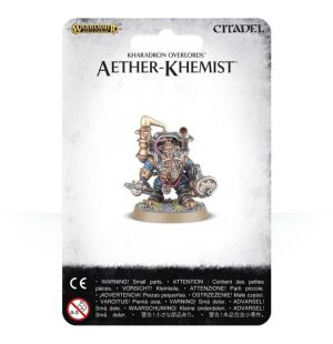 Games Workshop (Direct) Age of Sigmar  Kharadron Overlords Kharadron Overlords Aether-Khemist - 99070205011 - 5011921083046