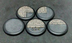Baker Bases   Streets of London Streets of London: Wround 40mm (5) - CB-CS-03-40M - CB-CS-03-40M