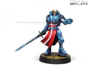 Corvus Belli Infinity  PanOceania Father-Officer Gabriele De Fersen - 281201-0712 - 2812010007126