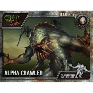 Wyrd The Other Side  Gibbering Hordes Alpha Crawler - WYR40208 - 812152030367