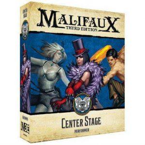 Wyrd Malifaux  Arcanists Center Stage - WYR23304 - 812152032187