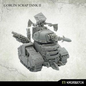 Kromlech   Orc Model Kits Goblin Scrap Tank II - KRVB049 - 5902216116672