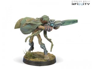 Corvus Belli Infinity  Combined Army The Shrouded (Sniper) - 280608-0087 - 2806080000873
