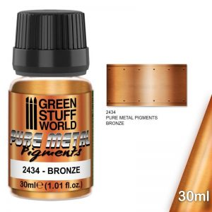 Green Stuff World   Pure Metal Pigments Pure Metal Pigments BRONZE - 8436574507935ES - 8436574507935