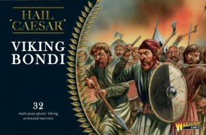 Warlord Games Hail Caesar  SALE! Viking Bondi - 102013102 - 5060393706182