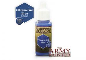 The Army Painter   Warpaint Warpaint - Ultramarine Blue - APWP1115 - 2561115111114