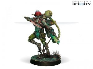 Corvus Belli Infinity  Combined Army Rasyat, Diplomatic Division (Spitfire) - 280628-0204 - 2806280002042