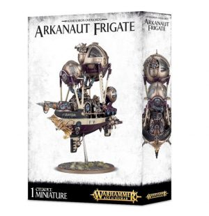 Games Workshop Age of Sigmar  Kharadron Overlords Kharadron Overlords Arkanaut Frigate - 99120205018 - 5011921082957