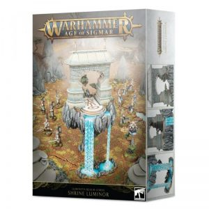 Games Workshop Age of Sigmar  Lumineth Realm-lords Lumineth Realm-lords Shrine Luminor - 99120210035 - 5011921133673