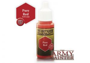The Army Painter   Warpaint Warpaint - Pure Red - APWP1104 - 2561104111118