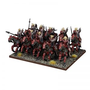 Mantic Kings of War  Forces of the Abyss Abyssal Horsemen Regiment - MGKWA303 - 5060469661353