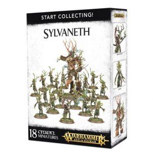 Games Workshop Age of Sigmar  Sylvaneth Start Collecting! Sylvaneth - 99120204019 - 5011921076642