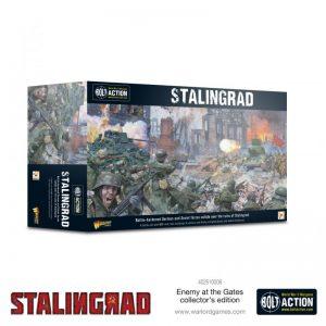 Warlord Games Bolt Action  Germany (BA) Bolt Action: Stalingrad Collectors Edition Battleset - 402610006 - 402610006