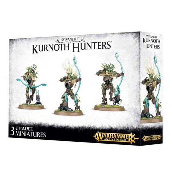Games Workshop Age of Sigmar  Sylvaneth Kurnoth Hunters - 99120204018 - 5011921073658