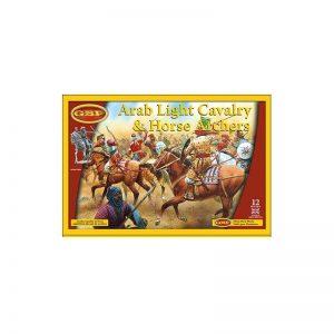 Gripping Beast SAGA  SAGA Arab Light Cavalry & Horse Archers - GBP06 -