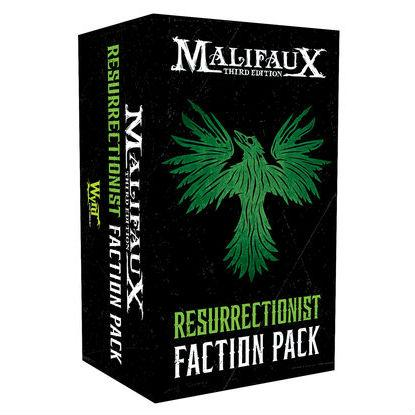 Wyrd Malifaux  Malifaux Essentials M3E: Resurrectionist Faction Pack - WYR23003 - 812152030619