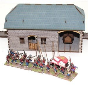 4Ground   4Ground Stone Coaching Stables - 28S-WAW-114 -