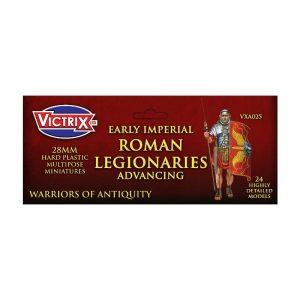 Victrix   Victrix Early Imperial Roman Legionaries Advancing - VXA025 -