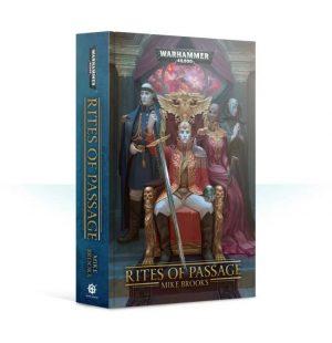 Games Workshop   Warhammer 40000 Books Rites of Passage (hardback) - 60040181492 - 9781784969776