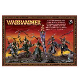 Games Workshop (Direct) Age of Sigmar  Age of Sigmar Direct Orders Slaanesh Hellstriders of Slaanesh - 99120201016 - 5011921039548