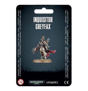 Games Workshop (Direct) Warhammer 40,000  40k Direct Orders Inquisitor Greyfax - 99070108005 - 5011921088645