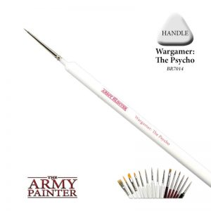 The Army Painter   Army Painter Brushes Wargamer Brush: The Psycho - APBR7014 - 5713799701403