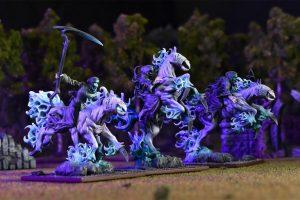 Mantic Kings of War  Nightstalkers Nightstalker Soulflayers Regiment - MGKWNS404 - 5060469665696