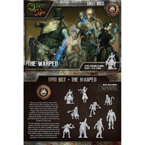 Wyrd The Other Side  Cult of the Burning Man The Warped - WYR40253 - 812152030435