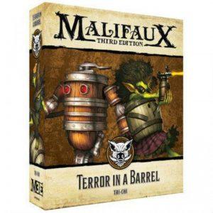Wyrd Malifaux  Bayou Terror In A Barrel - WYR23633 - 812152031883