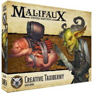 Wyrd Malifaux  Bayou Creative Taxidermy - WYR23630 - 812152031715