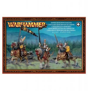 Games Workshop (Direct) Age of Sigmar  Age of Sigmar Direct Orders Freeguild Demigryph Knights - 99120202032 - 5011921030606