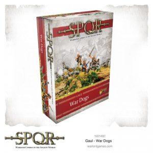 Warlord Games SPQR  SPQR SPQR: Gaul War Dogs - 152214007 - 5060572504516
