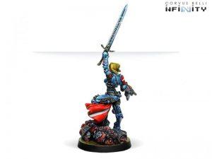 Corvus Belli Infinity  PanOceania Jeanne d'Arc (MULTI Rifle) - 280295-0672 - 2802950006723