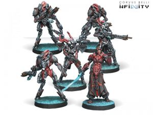 Corvus Belli Infinity  Combined Army Starter Pack Combined Army - 280665-0500 - 2806650005000